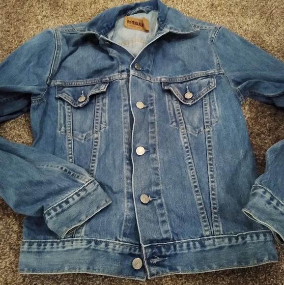 Levi's Jean Denim Jacket 70500 Women's M